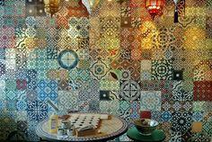 Dekorrech – marokkanske fliser