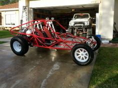 2006 Volkswagen SANDRAIL Sand Rail , Red for sale in Temecula , CA