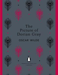 Oscar Wilde-The Picture of Dorian Gray book cover