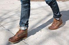 I like awesome shoes.