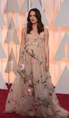 Glamour e elegância nos Óscares 2015