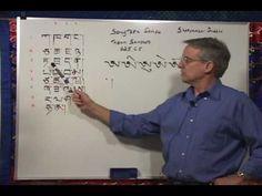 Lama David Curtis: The Tibetan Alphabet