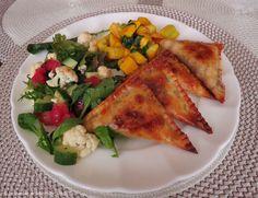 La cuisine de Messidor: Pâtés croustillants à la provençale