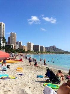 Waikiki, Hawaii. been there, DEFF going backk <3