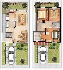 Resultado de imagen para planos arquitectonicos de casas pequenas