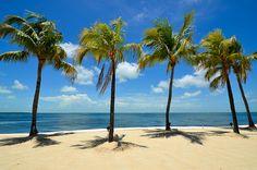 Key Largo Beach, Florida