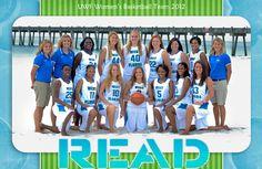 UWF Women's Basketball 2012