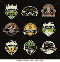 Camping logo15