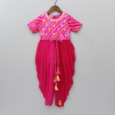 Baby Frock Pattern, Frock Patterns, Baby Girl Dress Patterns, Kids Frocks Design, Baby Frocks Designs, Girls Dresses Sewing, Little Girl Dresses, Bandhini Dress, Fancy Dress Design