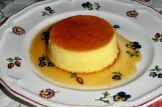 Crème caramel alla vaniglia