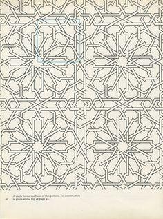 PIA 092 : Pattern in Islamic Art, David Wade | Pattern in Islamic Art