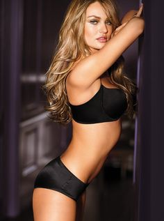 #Candice Swanepoel -- Victoria's Secret Lingerie
