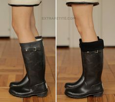 Review: Hunter Kids Rain Boots for Women (up to sz 38)