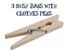I love busy bags (if you've not heard of them they're as described - a bag of goodies to keep your little ones busy).They always prov...