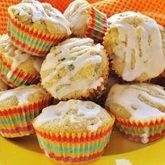 Spiced Raisin Mini Muffins - Taste of Home