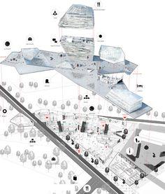 Urban Porosity - NAS architecture