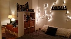 Officialy home! #home #decor #palette #palet #cat #lights #diy #marocan #ikea #bed #bedroom #livingroom #wood #cozy #comfy #dream #montreal #appartement #moving #white #gray #orange #christmaslights #cheap #easy #perfect #loveit #sleeping #decorideas #ideas #winter #mtl #deco #decoration #homestaging