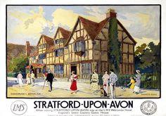 LMS.Stratford-upon-Avon 16