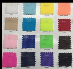 Solid colors Stretch mesh fabric 60 wide sold by the yard Mesh Fabric, Spandex Fabric, All The Colors, Solid Colors, Crushed Velvet Fabric, Reptile Skin, 4 Way Stretch Fabric, Stretches, Craft Supplies
