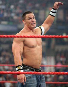 John Cena WWE Draft Day Memories
