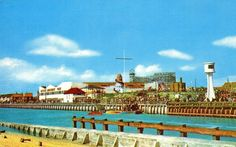 A Vintage Post Card of Littlehampton West Sussex England