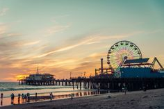 The best family beaches in So-Cal. Don't miss Santa Monica when exploring Los Angeles beaches with family. Honeymoon Essentials, Honeymoon Destinations, Best Family Beaches, Santa Monica, Southern California, Free Images, San Diego, Stock Photos, Explore