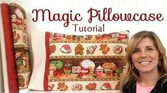 How to make a Pillowcase- Burrito/Sausage/Roll Up method - YouTube