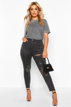 Outfits Winter, Outfits Otoño, Curvy Girl Outfits, Summer Outfits Women, Trendy Outfits, Fashion Outfits, Size 14 Outfits, Casual Plus Size Outfits, Outfit Summer