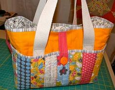 Sew and Go Tote
