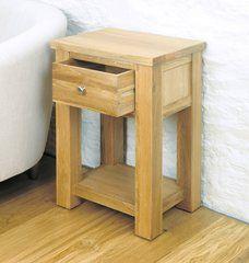 baumhaus aston oak one drawer lamp table baumhaus mobel solid oak laundry
