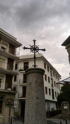 Monolito con Cruz PLAZA DE SAN JUAN