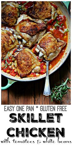 Easy One Pan Skillet
