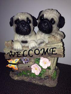 Welcome Pugs ~ New York