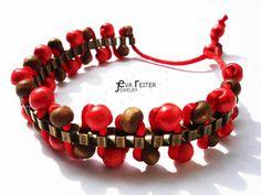 Eva Reiter Jewelry — #art #accessories #beads #boho #bohemian #design...