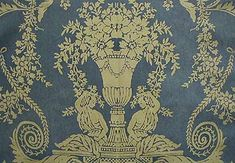 18th Century Reproduction Wallpaper | ... reproduction of architectural millwork. They are a contractor for the