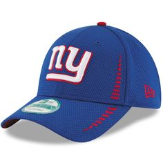 New York Giants New Era Speed Training Mesh 9FORTY Adjustable Hat - Royal - $22.99