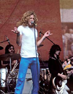 Led Zeppelin July 24,77 Oakland, California