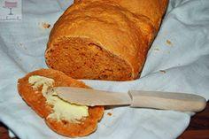 Domowa cookierenka Agi: Chleb wiejski z sokiem warzywnym (z automatu)