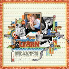 by: cindys732003 | School Zone Digital Scrapbook Kit from www.peppermintcreative.com