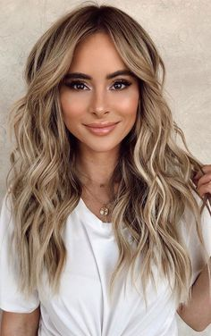 Gorgeous Hair Color Ideas That Worth Trying - Beige Blonde