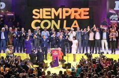 Danilo Medina define a Leonel Fernández antorcha para seguir modernizando el país