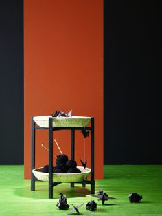 TRENDIG 2013 limited edition tray table: The name TRENDIG stems from the back-and-forth dialogue between the two cultures. The result is a fusion of Chinese culture and Scandinavian design – a collaboration between designers and technicians from both countries.