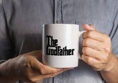 Funny Dad Gift The Godfather Mug Coffee Tea Mug for Father