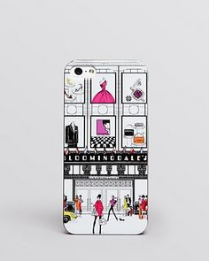 Bloomingdale's iPhone 5 Case - Iconic Entrance | Bloomingdale's