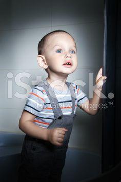 Adorable  little boy royalty-free stock photo