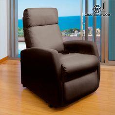 Sillón Relax Masajeador Craftenwood Compact 6022 - 13729