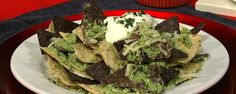 Mario Batali's Chilaquiles - Dig into this tasty dish!