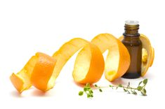 Make orange essential oils from the comfort of your own home! Quick and easy process to cold press any citrus fruits.