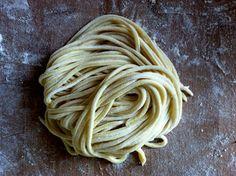 Slow Club Cookery.: Vegan Fresh Pasta Dough