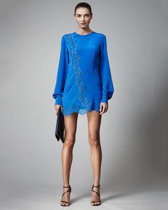 Stella McCartney   Long-Sleeve Minidress